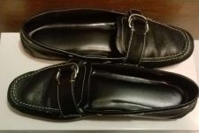 Buy Karen Scott Black Loafer Style Slip Ons Size 6.5 Still in Box