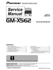 Buy PIONEER C2779 Service Data by download #152801