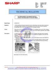 Buy Sharp ARBD14 SM GB(1) Manual by download #179483