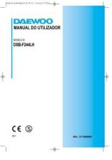 Buy Deewoo DSB-F244AH (S) Operating guide by download #167707