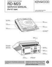 Buy B51-5732-00 Service Schematics by download #130287