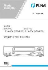 Buy Funai F21A-600 Manual by download #162240