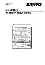 Buy Sanyo CP-M303 Operating Guide by download #169116