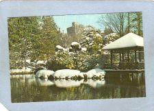 Buy CAN Royal Roads Postcard Japanese Garden Canadian Services College can_box~73
