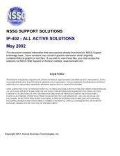 Buy Konica IP402 Service Schematics by download #136437