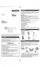 Buy Sanyo CLT9922F Manual by download #173402