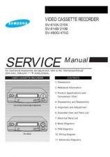 Buy Samsung SVB120XK XEG40045101 Manual by download #165948