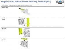 Buy MINOLTA MB SL1 Service Manual by download #138202