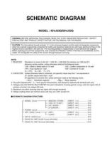 Buy 43 50VJ33QCD Service Schematics by download #129844