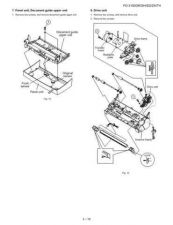 Buy Sharp 361 FO3150 P61-90 Manual by download #178353