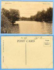 Buy CT Bantam Bantam River Tree Lined River Scene ct_album, ct_box1, ~423