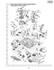 Buy Sharp VCMH722HM-026 Service Schematics by download #159217