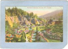 Buy CAN Victoria Postcard Butchart's Gardens can_box1~239