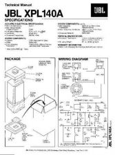 Buy INFINITY XPL140A TS Service Manual by download #148020