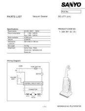 Buy Sanyo SC-800N Manual by download #175237