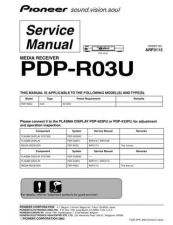 Buy PIONEER A3113 Service Data by download #152404
