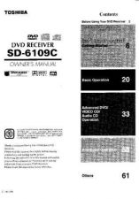 Buy Toshiba SD-P4000 OM E Manual by download #172389