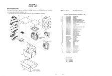 Buy JVC GR-DVM90U PART TECHNICAL DATA by download #130874