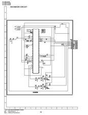Buy Sharp VCMH722HM-013 Service Schematics by download #159205