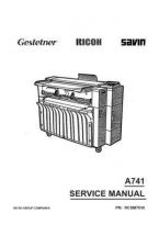Buy Ricoh S 7030D Service Manual by download #154246
