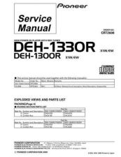 Buy PIONEER C2608 Service Data by download #148995