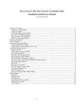 Buy ELECRAFT K2 REV 2FW REV B by download #120123