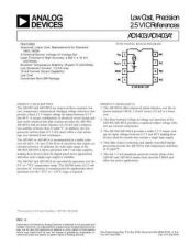 Buy INTEGRATED CIRCUIT DATA AD1403J Manual by download Mauritron #186250