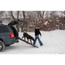 Buy Pet Gear Full Length 66 Inch Long Bi-Fold Folding Pet Dog Travel Ramp with Handl
