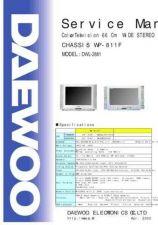 Buy Daewoo DWL-2881 (E) Service Manual by download #154859