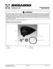 Buy SEADOO SSI9619A Service Schematics by download #157708