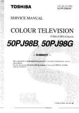 Buy Toshiba 50PJ98 AV Micro 2 Manual by download #170775