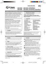 Buy Funai 25D-860HC4C6ED(CZ) Manual by download #160980
