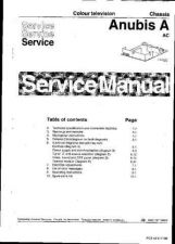 Buy MODEL ANUBAAC Service Information by download #123653