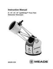 Buy Meade 14-1010-48-1111-REV001 Instruction Manual by download Mauritron #194684