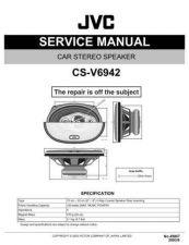 Buy JVC 49867 Service Schematics by download #121650