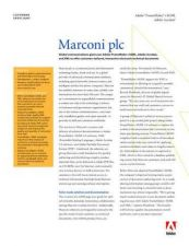 Buy DAEWOO MARCONI Manual by download Mauritron #184785