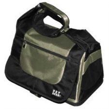 Buy Pet Gear Pet Carrier Messenger Bag Sage