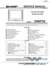 Buy Sharp 11 29WF50 Manual.pdf_page_1 by download #177664