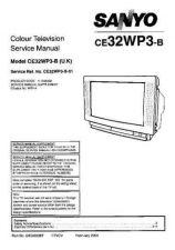 Buy Sanyo CE32WP3-B-01 Manual by download #173314