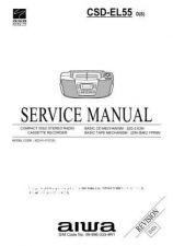 Buy AIWA CSD-FD89 TECHNICAL INFO by download #125239