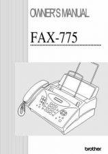 Buy Brother UM_FAX775 Service Schematics by download #134703