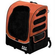 Buy Pet Gear I-GO Plus Traveler Pet Carrier Car Seat Backpack Copper