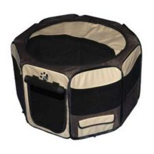Buy Pet Gear Travel Lite Soft-Sided Pet Pen Removable Top Small Sahara
