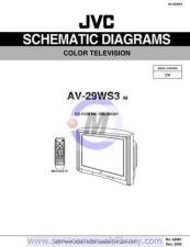 Buy Sharp AV-29WS3 SCHEM Manual by download #179693