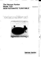 Buy INFINITY T25 SM Service Manual by download #151579
