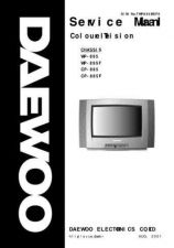 Buy Daewoo DTL-29U8 (E) Service Manual by download #154793