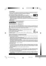 Buy Funai FUNAI PLF-76TD ITALIAN IB Manual by download #162423