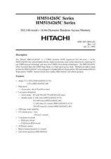 Buy HITACHI N 39 Manual by download Mauritron #186176