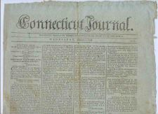 Buy CT New Haven Newspaper Title: Connecticut Journal Date: Aug-1-1798~13