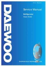 Buy DAEWOO SM FR-061 (E) Service Data by download #146795